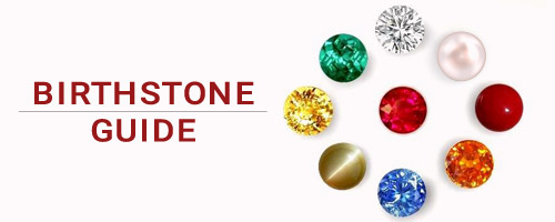 Birthstone Guide at North Georgia Diamond