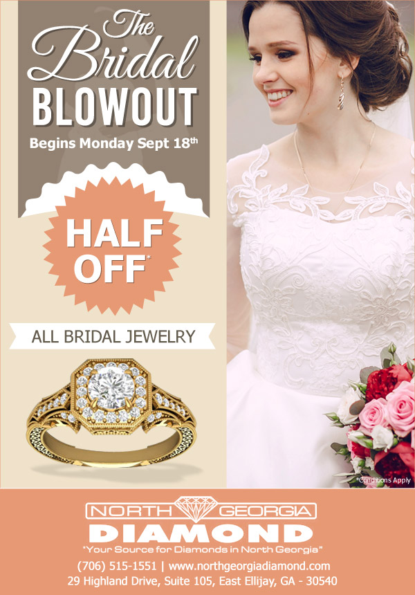 The Bridal Blowout
